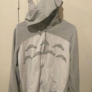 Other - STUDIO GHIBLI MY NEIGHBOR TOTORO COSPLAY HOODIE